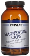 TWINLAB MAGNESIUM CAPS (100 КАПС.)