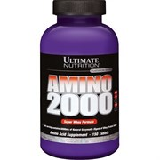 ULTIMATE NUTRITION AMINO 2000 (150 ТАБ.)