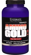 ULTIMATE NUTRITION AMINO GOLD TABLETS 1500 MG. (325 ТАБ.)