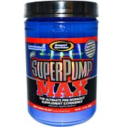 GASPARI NUTRITION SUPERPUMP MAX (640 ГР.)