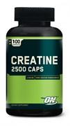 OPTIMUM NUTRITION CREATINE 2500 CAPS (100 КАПС.)