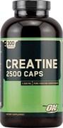 OPTIMUM NUTRITION CREATINE 2500 CAPS (300 КАПС.)