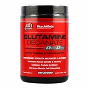 MUSCLEMEDS GLUTAMINE DECANATE (300 ГР.)