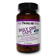 TWINLAB DAILY ONE CAPS (60 КАПС.)