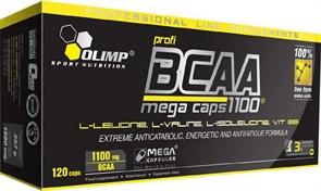 OLIMP BCAA MEGA CAPS (120 КАПС.)